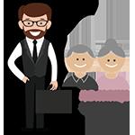 Пенсионный центр - помощь в пенсионных вопросах